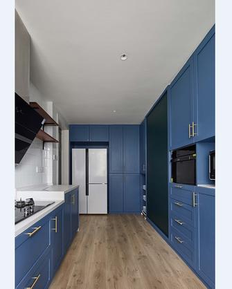 20万以上140平米四室两厅混搭风格厨房欣赏图
