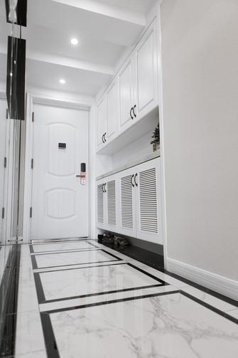 140平米三室三厅中式风格玄关设计图