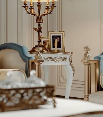 130平米三室两厅法式风格其他区域欣赏图