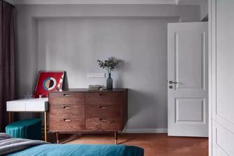 三室三厅北欧风格卧室欣赏图