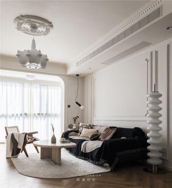 20万以上140平米复式法式风格客厅图片大全