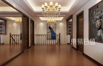 20万以上140平米别墅新古典风格楼梯间图