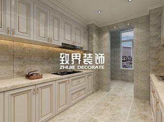 140平米四室两厅法式风格厨房欣赏图