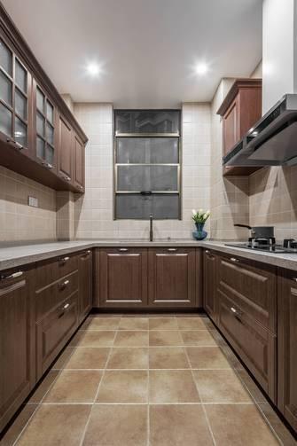 10-15万120平米三室两厅港式风格厨房图片大全