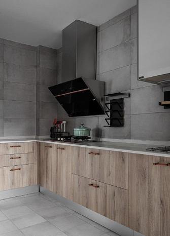 3万以下90平米北欧风格厨房设计图