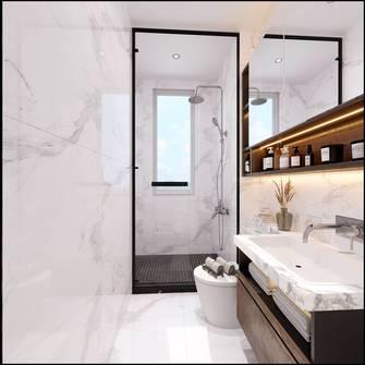 120平米三现代简约风格卫生间设计图