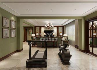 140平米四室一厅美式风格其他区域装修案例