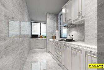 10-15万120平米三室两厅美式风格厨房装修图片大全