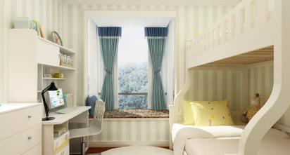 10-15万三室三厅混搭风格青少年房图