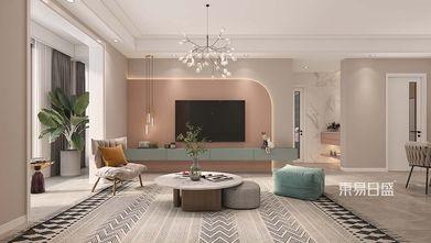 富裕型130平米三北欧风格客厅效果图