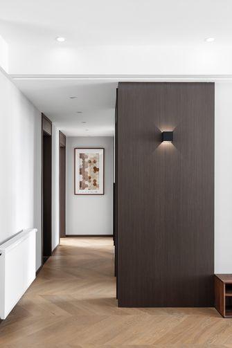 20万以上130平米三室两厅现代简约风格走廊图