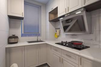 经济型40平米小户型现代简约风格厨房图片