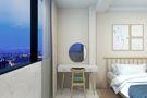 小户型日式风格卧室效果图