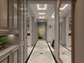 70平米美式风格走廊图片大全