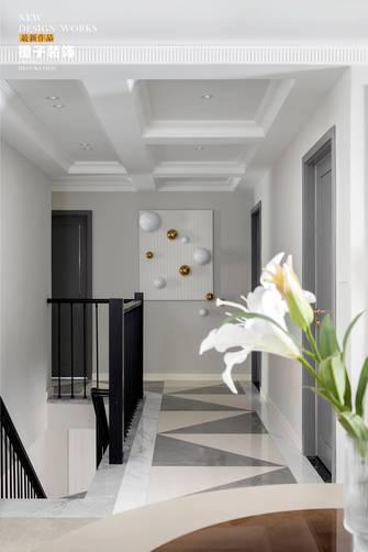 豪华型140平米美式风格走廊设计图