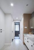 140平米四室一厅北欧风格卫生间效果图