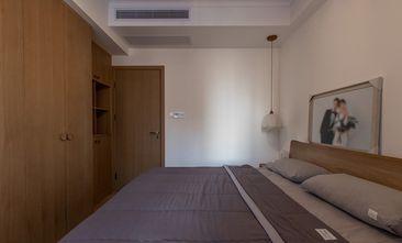10-15万100平米三室一厅日式风格卧室欣赏图