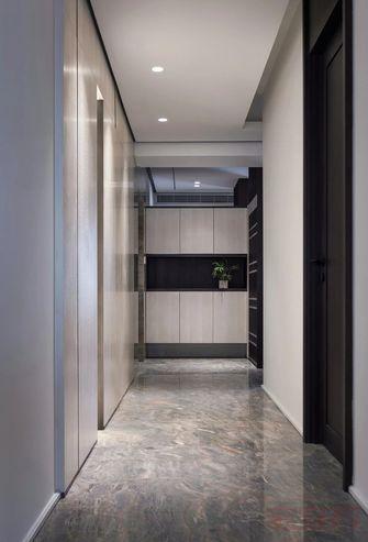 富裕型130平米三中式风格走廊欣赏图