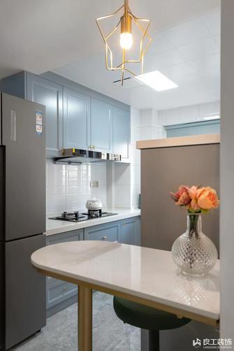 20万以上140平米三室两厅美式风格厨房图片