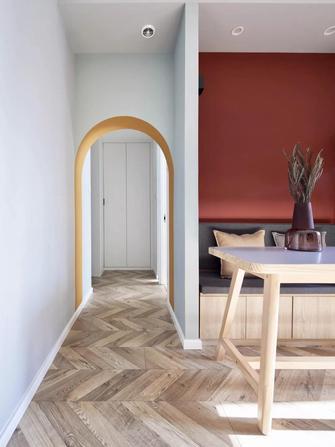 3万以下50平米现代简约风格餐厅设计图