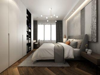 130平米四混搭风格卧室装修案例