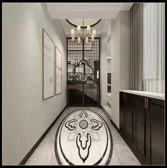 20万以上140平米三室两厅新古典风格走廊装修案例