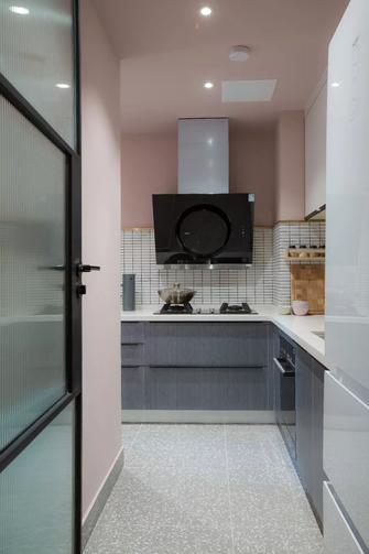 10-15万100平米三混搭风格厨房装修案例