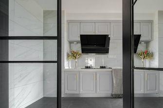 90平米三室两厅法式风格厨房图片大全
