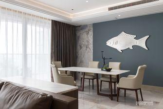 豪华型140平米三室两厅混搭风格餐厅装修效果图