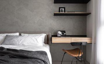 富裕型110平米工业风风格卧室设计图