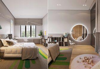 富裕型140平米三北欧风格青少年房图片大全