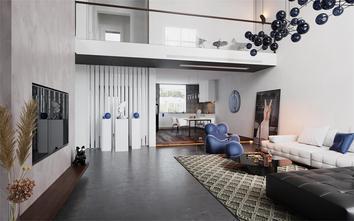 140平米别墅混搭风格客厅图片大全