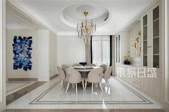 140平米四法式风格餐厅装修图片大全