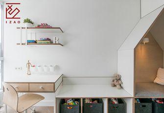 15-20万120平米复式北欧风格青少年房装修案例