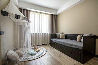 130平米三室两厅混搭风格阳光房设计图