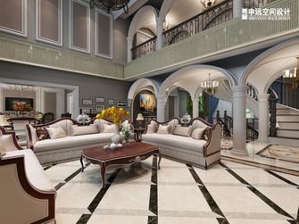 20万以上140平米别墅新古典风格客厅效果图