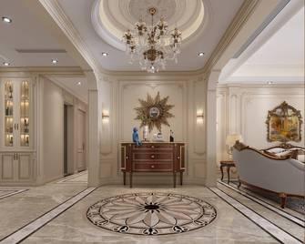 20万以上140平米四室两厅法式风格玄关设计图