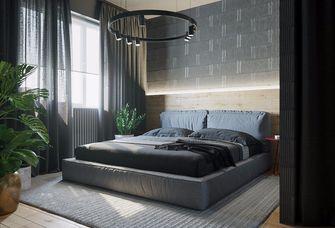 5-10万90平米现代简约风格卧室图片