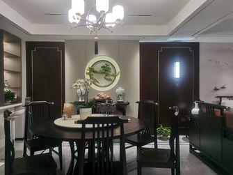 豪华型140平米复式中式风格餐厅图