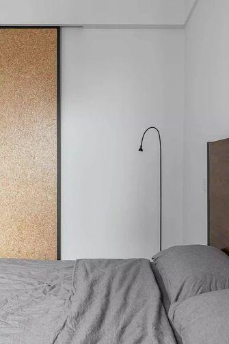 富裕型三室一厅北欧风格卧室装修图片大全