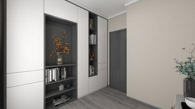 富裕型110平米三室两厅现代简约风格储藏室效果图