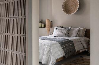 豪华型140平米四室三厅现代简约风格卧室装修图片大全