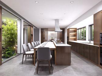 富裕型140平米公装风格客厅设计图
