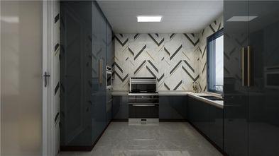 140平米三轻奢风格厨房图片