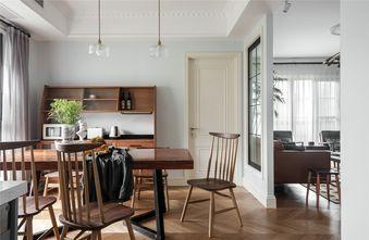 15-20万140平米四室两厅混搭风格餐厅图片