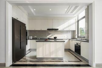 140平米别墅轻奢风格厨房装修图片大全