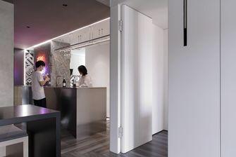20万以上80平米公寓现代简约风格餐厅装修图片大全