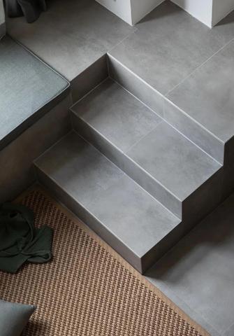 经济型30平米以下超小户型北欧风格楼梯间装修案例
