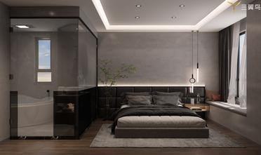 15-20万120平米公寓现代简约风格卧室图片