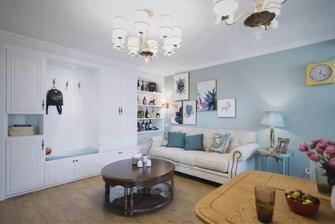10-15万公寓美式风格客厅装修效果图